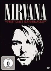 Nirvana. West Coast Perfomances - DVD