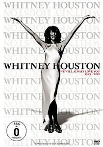 Whitney Houston. We Will Always Love You - DVD
