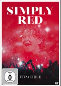 Simply Red. Viva Chile - DVD