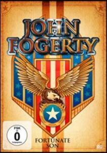 John Fogerty. Fortunate Son - DVD
