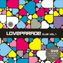 Loveparade Club vol.1 - CD Audio + DVD