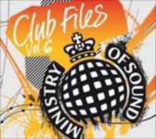 Club Files 6 - CD Audio + DVD