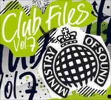 Club Files 7 - CD Audio