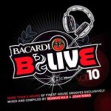 Bacardi B Live vol.10 - CD Audio