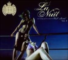 La Nuit vol.4 - CD Audio