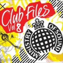 Club Files 8 - CD Audio + DVD