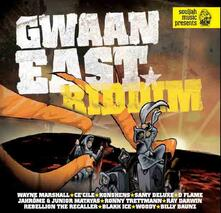 Gwaan East Riddim - CD Audio