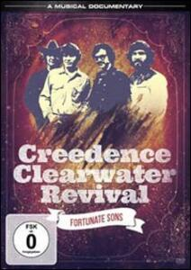 Creedence Clearwater Revival. Fortunate Sons - DVD