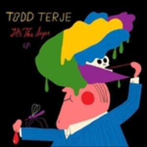 It's the Arps - Vinile LP di Todd Terje