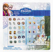 Idee regalo Frozen. 24 Orecchini Sticker Joy Toy