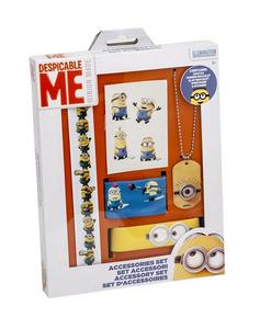 Giocattolo Minions. Set Accessori 5 pezzi Joy Toy 0