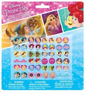 Orecchini Sticker 24 Paia Principesse Disney - 2