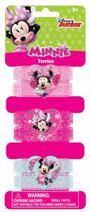 Giocattolo Minnie. 4 Elastici Per Capelli Joy Toy