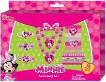Giocattolo Minnie. Set Accessori 18 Pz Joy Toy