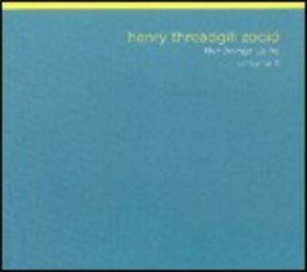 CD This Brings us to vol.II Henry Threadgill Zooid