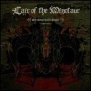 War Metal Battle Master - Vinile LP di Lair of the Minotaur