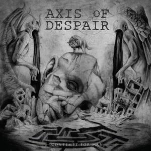 Contempt for Man - Vinile LP di Axis of Despair