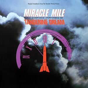 Miracle Mile - Vinile LP di Tangerine Dream
