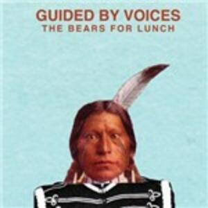 Bears for Lunch - Vinile LP di Guided by Voices