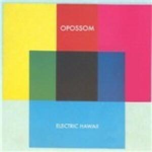 Electric Hawaii - Vinile LP di Opossom