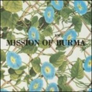 Vs - Vinile LP di Mission of Burma