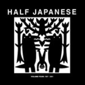 Volume 4 1997-2001 - Vinile LP di Half Japanese