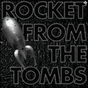 Black Record - Vinile LP di Rocket from the Tombs