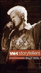 Billy Idol. Vh1 Storytellers - DVD