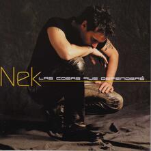 Las Cosas Que Defendere - CD Audio di Nek