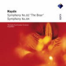 Sinfonie n.82, n.84 - CD Audio di Franz Joseph Haydn,Hugh Wolff,Saint Paul Chamber Orchestra