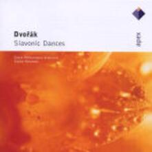 Danze slave - CD Audio di Antonin Dvorak,Vaclav Neumann,Czech Philharmonic Orchestra