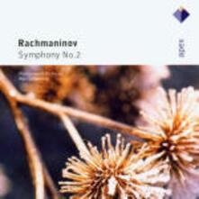Sinfonia n.2 - CD Audio di Sergej Vasilevich Rachmaninov,Kurt Sanderling,Philharmonia Orchestra
