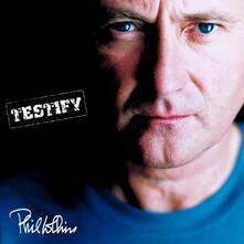 Testify - CD Audio di Phil Collins
