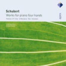 Musica per pianoforte a 4 mani - CD Audio di Franz Schubert
