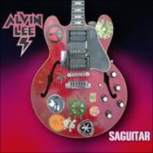 Saguitar - CD Audio di Alvin Lee