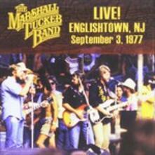 Live Englishtown nj - CD Audio di Marshall Tucker Band