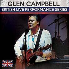 British Live - CD Audio di Glen Campbell