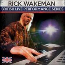 British Live - CD Audio di Rick Wakeman
