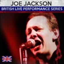 British Live - CD Audio di Joe Jackson