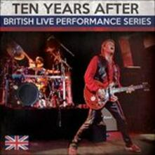 British Live.. - CD Audio di Ten Years After