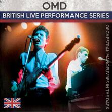 British Live Performance Series - CD Audio di Orchestral Manoeuvres in the Dark