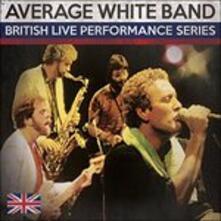 British Live - CD Audio di Average White Band