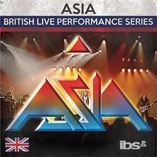 British Live - CD Audio di Asia