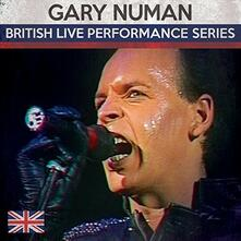 British Live - CD Audio di Gary Numan