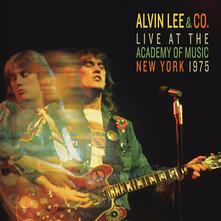 Live at the Academy of Music - CD Audio di Alvin Lee