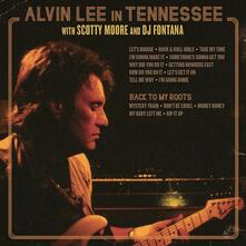 Alvin Lee in Tennessee - Back to My Roots - CD Audio di Alvin Lee
