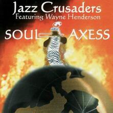 Soul Axess - CD Audio di Jazz Crusaders