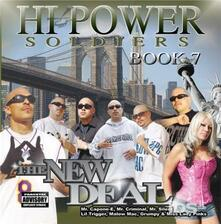 Book Seven - New Deal - CD Audio