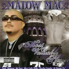 Most Valuable Player - CD Audio di Malow Mac