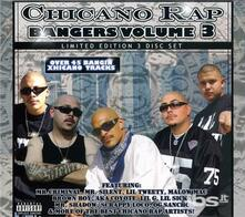 Chicano Rap Bangers 3 - CD Audio